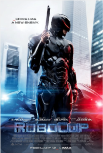 Robocop review by Steve McCabe